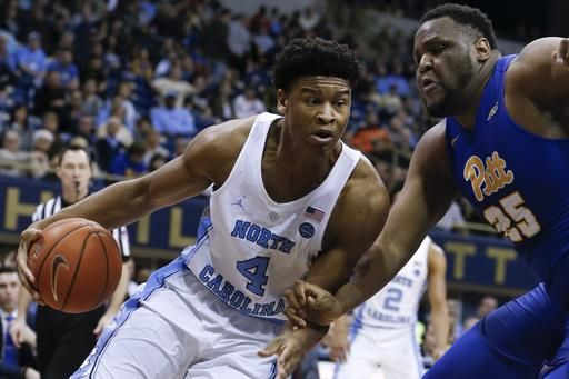 CHAPEL HILL — Isaiah Hicks didn't much care for a front-row seat for the first Duke / North Carolina game of the season. The Tar Heels senior