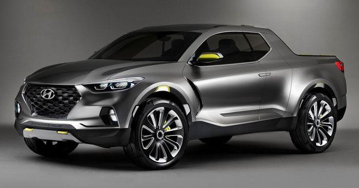 Hyundai Santa Cruz Concept Gets The Green Light, Santa Fe Replacement Due In 2019 #Hyundai #Hyundai_Santa_Fe