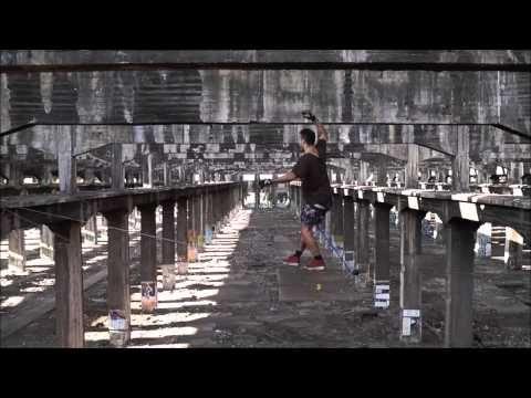 Highline en Chile , Sebastian Schlotterbeck - YouTube