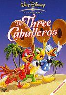 Disney 7: Kolme caballeroa - DVD - Elokuvat - CDON.COM