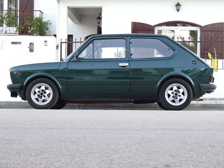 Fiat 127 sport.......