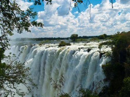 Rundreise Südafrika Namibia Victoria Falls