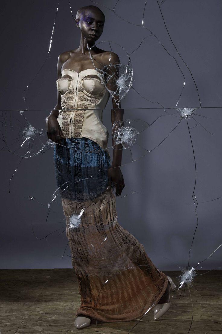 Designer Scarlett Tyson, Fashion Design BA (Hons) 2016