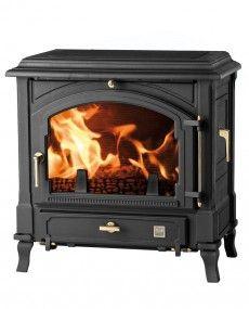 Nestor Martin Harmony III Stove - Woodburning Stove - Wood Burning Stove - Freestanding Stove - Multifuel Stove - Cast Iron Stove - Traditional Stove