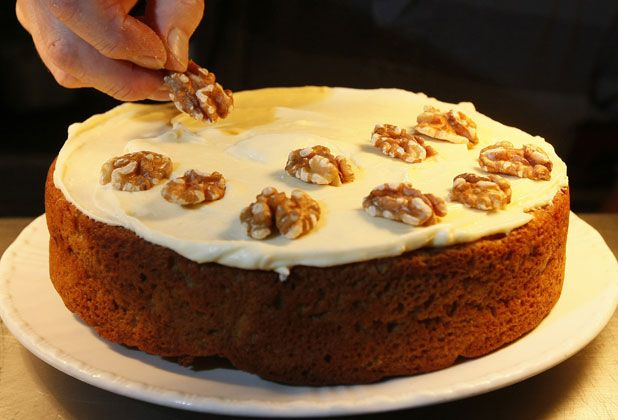 Spicy Swede cake