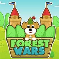 Forest Wars is a casual drag and shoot game. Help Robin Dog to shoot down the enemy and protect the castle. Play now!                  https://www.freegames66.com/forest-wars