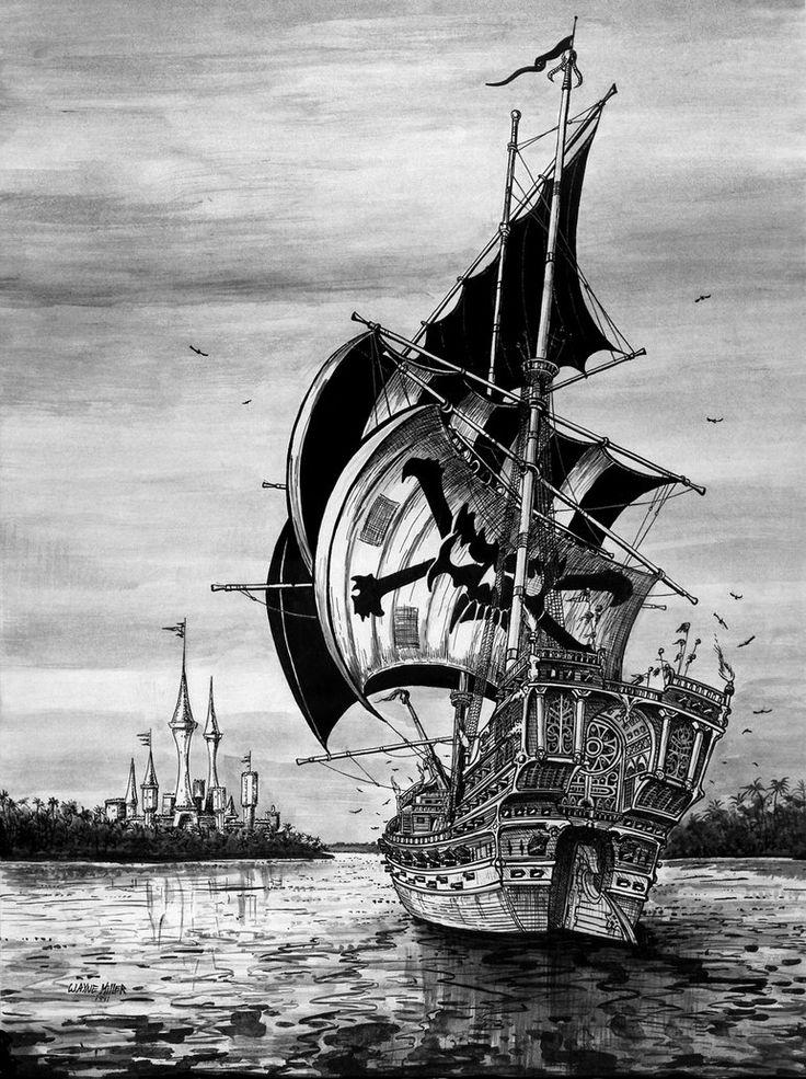 91 best images about Caravela on Pinterest | Ship drawing ...