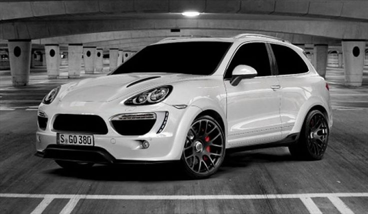 2012 Porsche Cayenne Turbo...my next buy... ;)