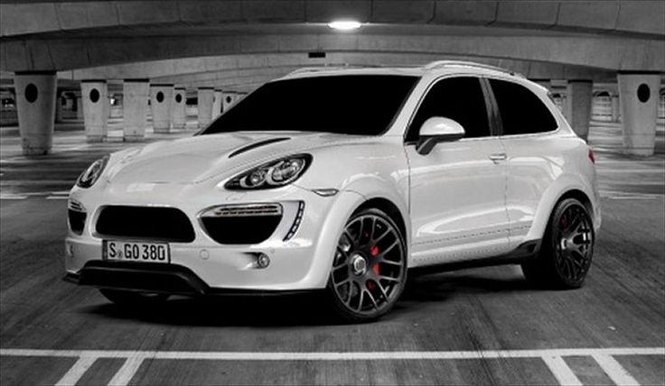 2012 Porsche Cayenne Turbo...my next buy... ;)