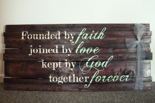 SO CUTE! Totaly going to make this for my house <3
