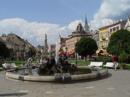 kosice, slovakia - great grandfather's birthplace