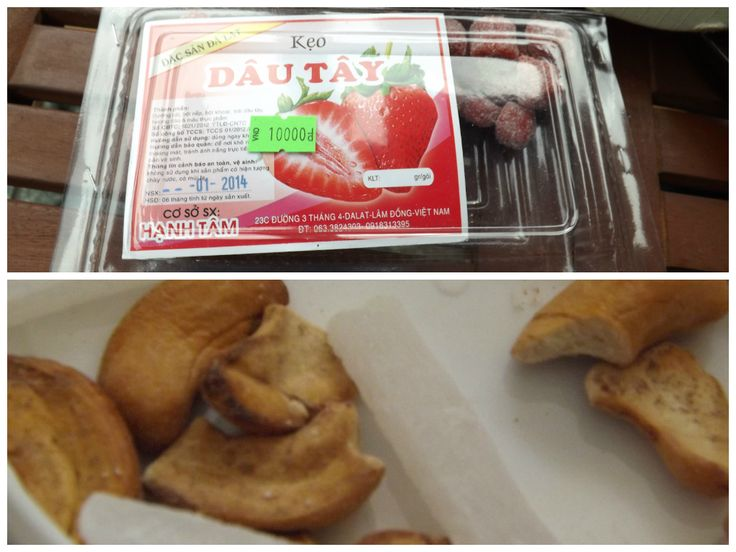 Vietnam: Da Lat - amazing strawberry dried lolly things and dried coconut and cashew nuts | Move Love Eat