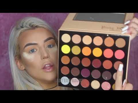 Testing Out a $19.00 Makeup Brush Set - Lady Life Hacks - YouTube