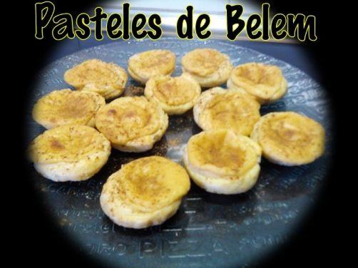 Pasteles de Belem para #Mycook http://www.mycook.es/receta/pasteles-de-belem/