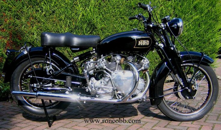 antique motorcycles for sale | 1949 HRD Vincent Classic Motorcycle for sale