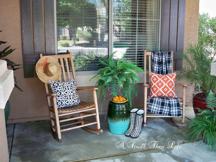 147 Best Spring Porch Decorating Ideas Images On Pinterest | Porch Ideas,  Flower Arrangements And Porch Decorating