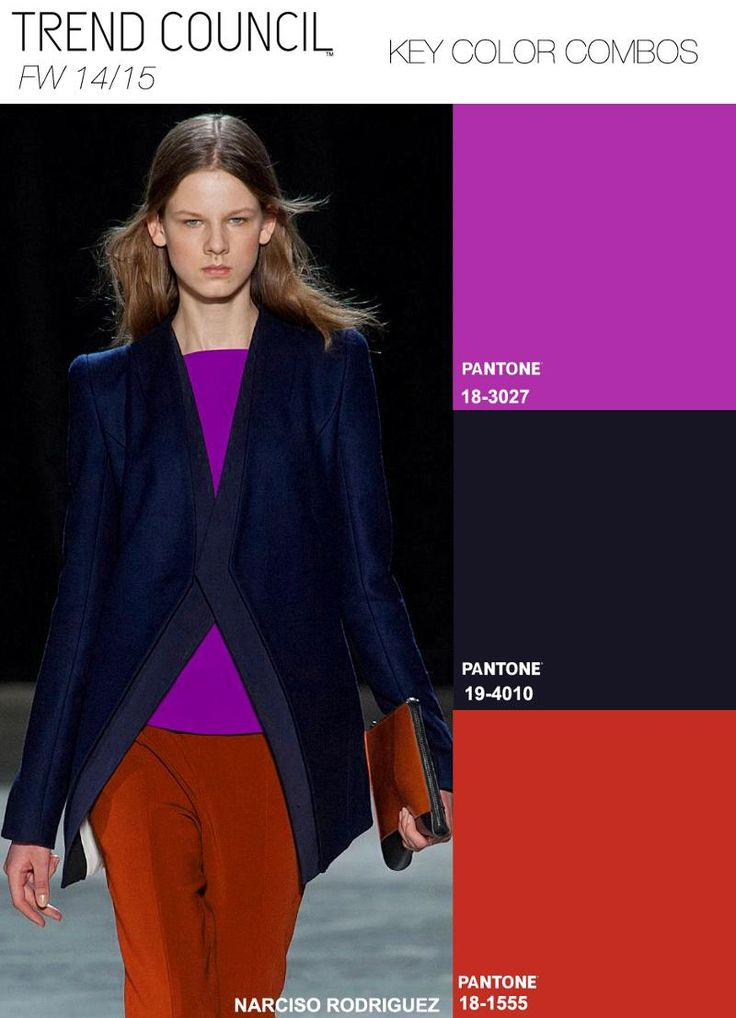 Trend Council F W 2014 Paletas De Color Pinterest Carta De Colores De Colores Y Paletas