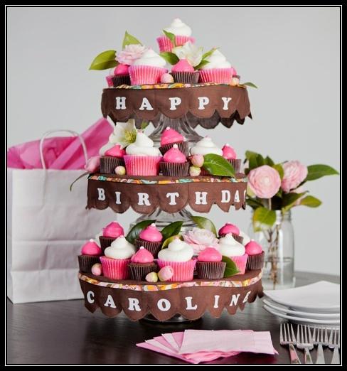 Do you love birthdays? And cupcakes?