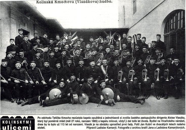 """Vladimír Serbus: Další ze seriálu bratří Kamarýtů """"Zmizelý Kolín"""", který vycházel v 90.letech 20.století v """"Kolínských novinách""""."""