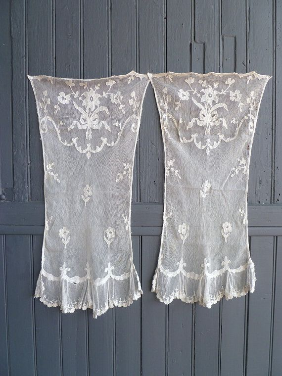 17 best images about antique lace and crochet curtains