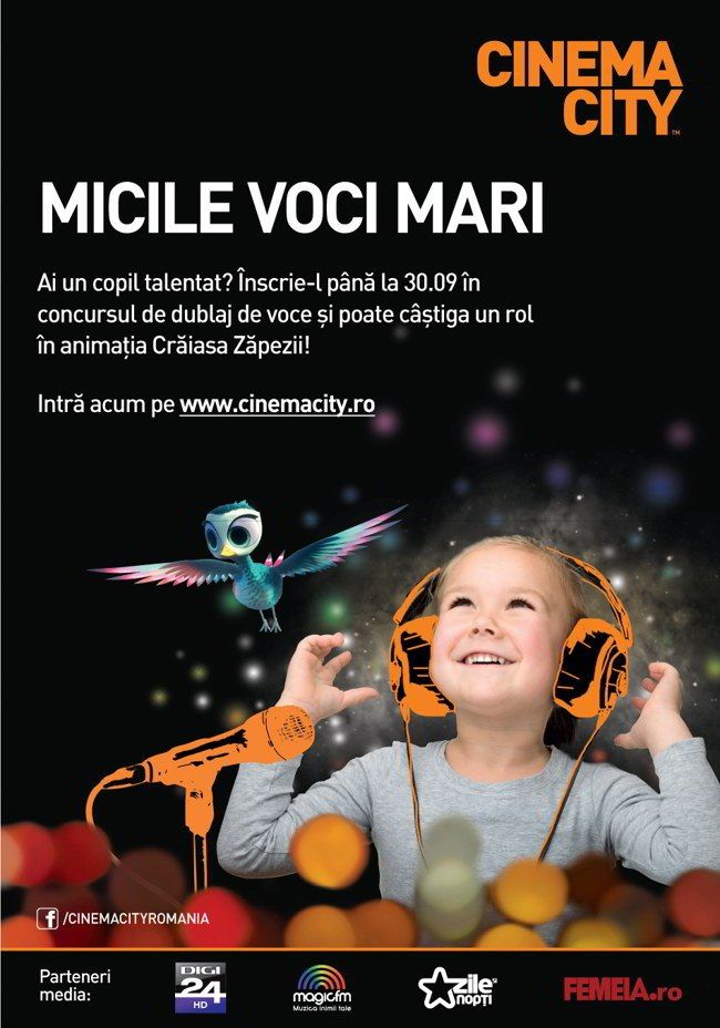 Cinema City Micile Voci Mari 2