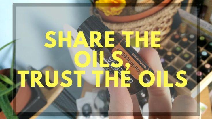 doTERRA illóolajok 14. rész - Oszd meg az olajokat bízz az olajokban https://youtu.be/nlbmCdgkwe4