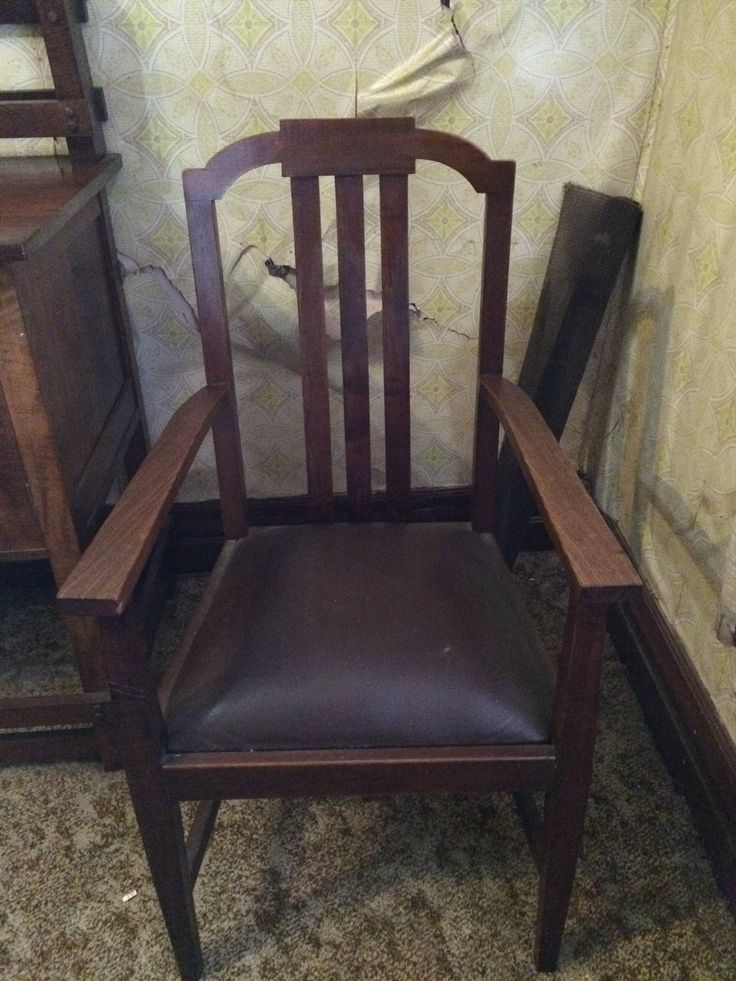 Art Deco Carving Chair  Drop Down  Leather Seats  Part of complete Art Deco Dinning Setting  For sale  L 114 cm  X D 46cm x H82cm