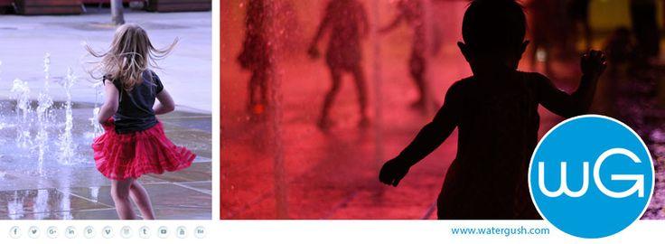 #watergush #wgfuentes #wgMexico #water #fountains #kids #fuentes
