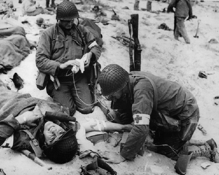 d day in normandy forever changed the course of the second world war The d-day invasion is a turning point in history because it changed the course of the second world war before the invasion germany had control of most of europe and that was not about to change.