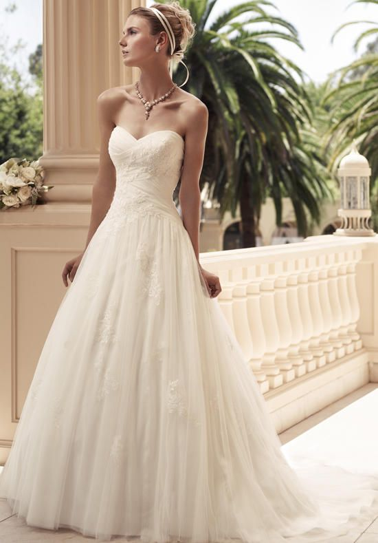 Casablanca Bridal 2108 Wedding Dress - The Knot