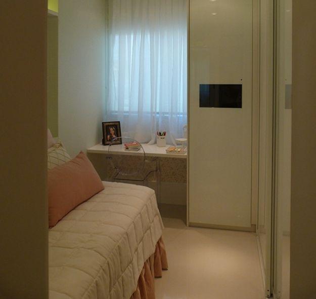 decoração quarto de menina pequeno  Pesquisa Google  apartamento  Pinteres