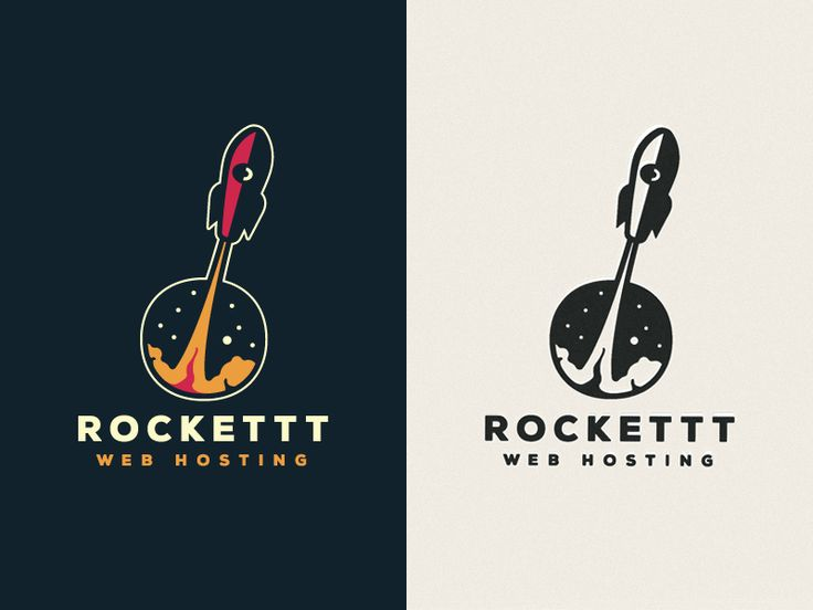 Brand concept proposal for Rockettt