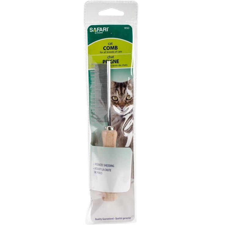 Coastal Pet Products Safari Cat Shedding Comb-