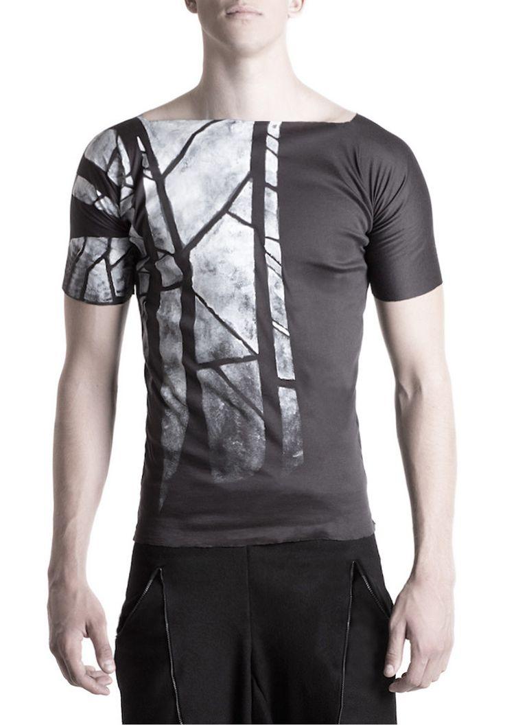 Men's T-shirt #PANTHEIST #CORVUScolletion #menswear pantheist.co