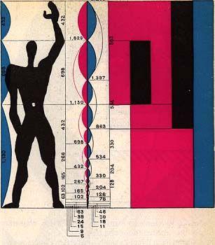 - réflexion architecture-homme, ///////////////////////////////////////////////  La Cité Radieuse, Marseille France - Le Corbusier 1952