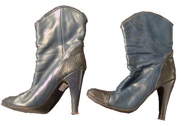 Botas / boots C. 1980
