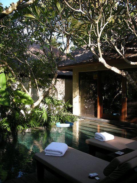 Katumanis Nusa Dua Ville, Bali, Indonesia. Via I'ts A Beautiful World.