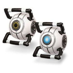 Portal 2 inflatable space core