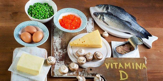 Vitamina D – Para que serve, fontes em alimentos, seus benefícios e deficiência  #vitaminaD