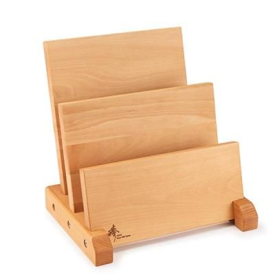 Buy ZHEN Knife Holder and Cutting Board at Japan Woodworker