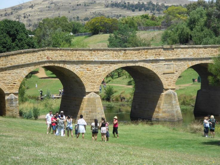 Oldest bridge is australia