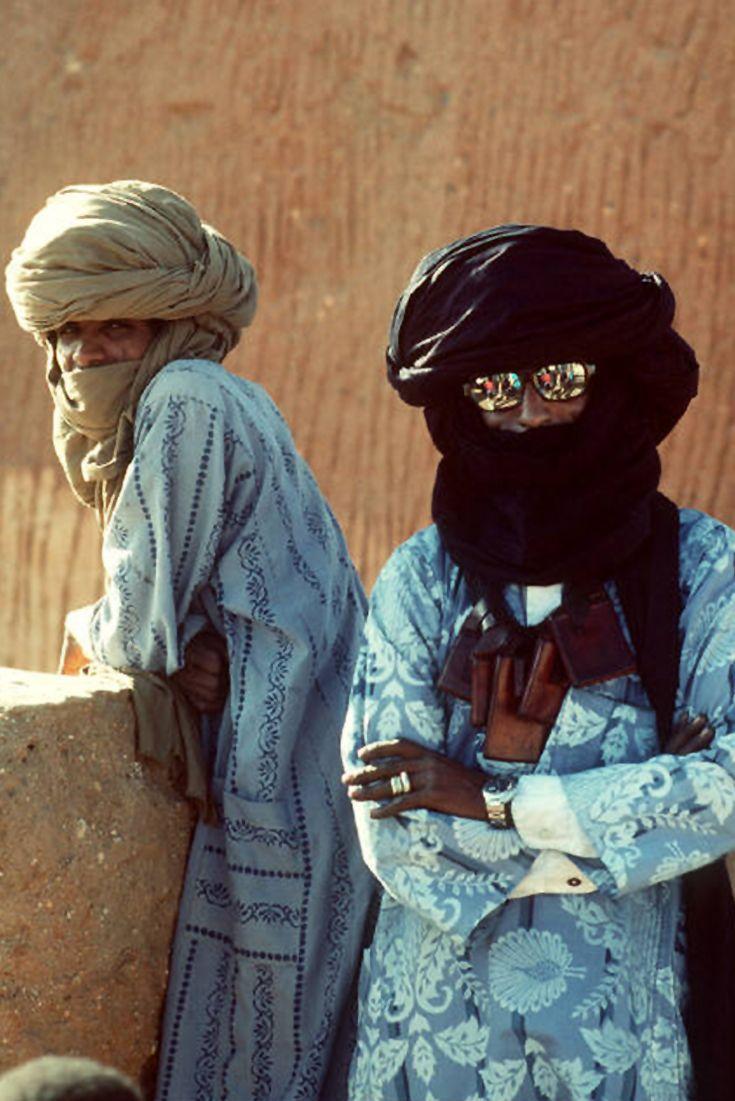 Desert Men Fashion
