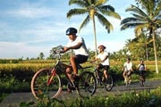 Guided Bicycle Tour at Samabe