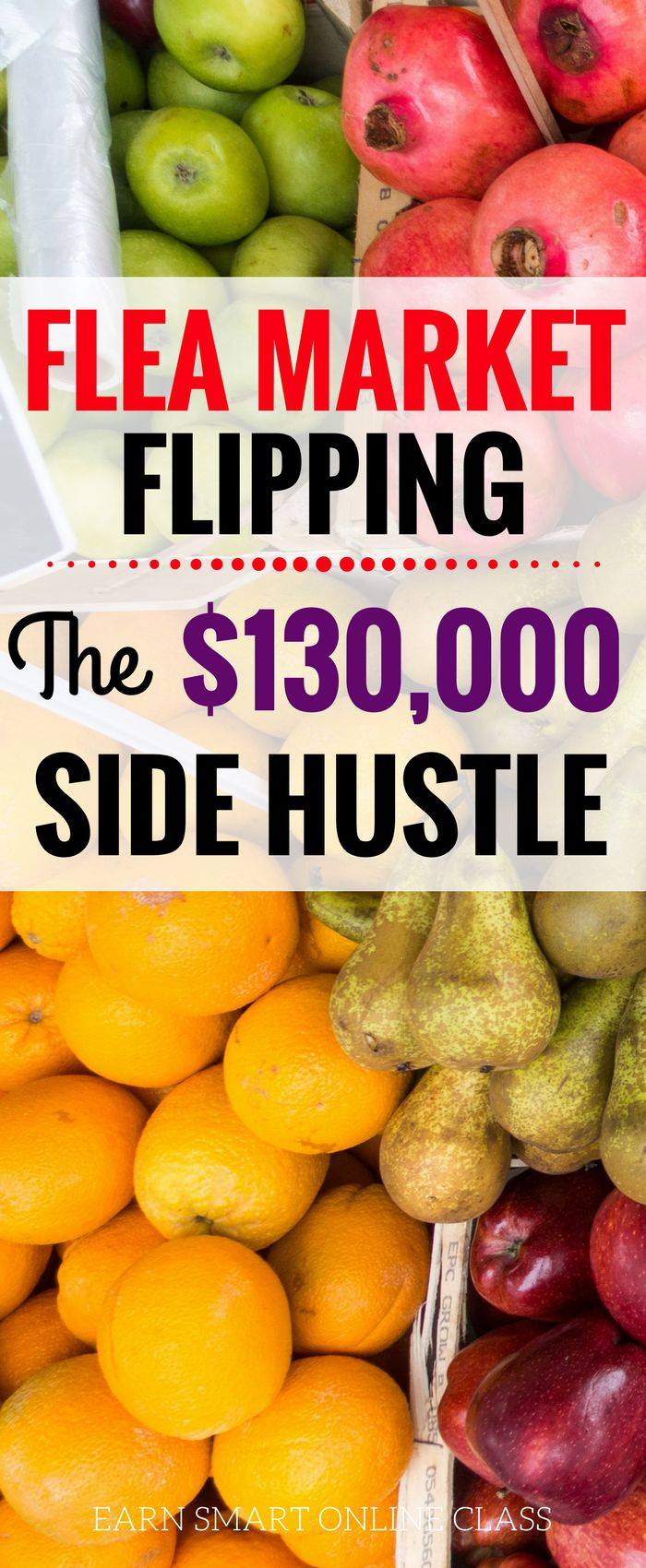 Flea market flipping| six figure side hustle| make money flipping items| thrift store items