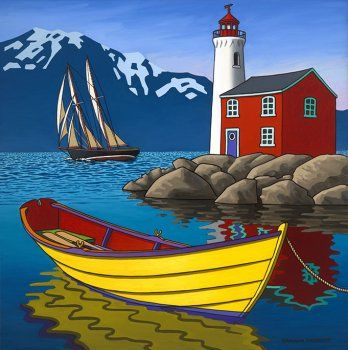 Canada ~ Graham Herbert ~ Sailing Home
