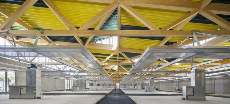 Mercado de Cachan / Croixmariebourdon Architectures