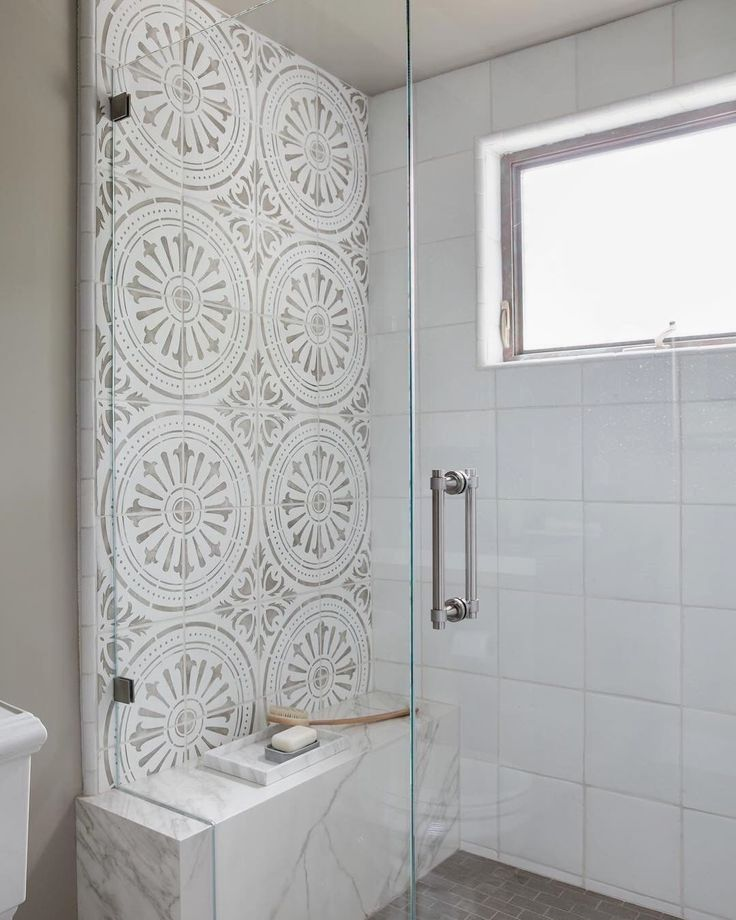 Gain First Hand Knowledge From Our Team Of Professional General Contractors Interior Designers Tile Ins Shower Tile Designs Bathroom Design Small Shower Tile
