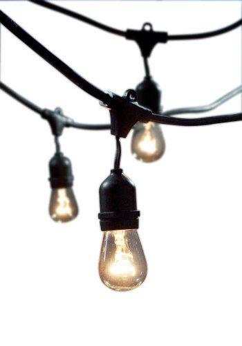 Bulbrite STRING15/E26-S14KT Outdoor String Light w/Incandescent 11S14 Bulbs, 48-Feet, 15 Lights Bulbrite http://www.amazon.com/dp/B00C301VMG/ref=cm_sw_r_pi_dp_LVoPub06E7WMX