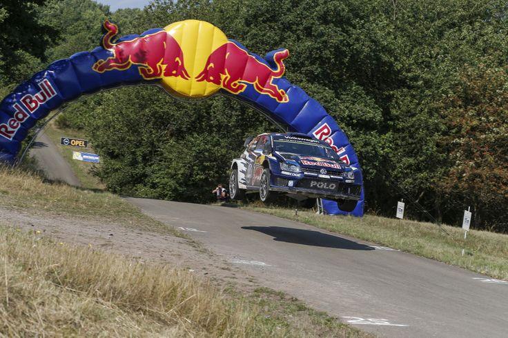 #WRC - #Rallye #Deutschland - Sieg über die #Hinkelsteine