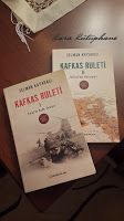 Orta Doğu, Kafkasya Arasında Akan Fırat: Rulet Serisi - Selman Kayabaşı
